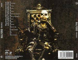 Halford: Crucible (CD) - Bild 2