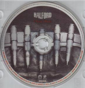 Halford: Crucible (CD) - Bild 3