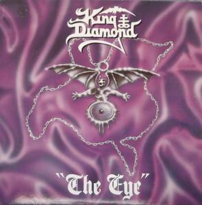 King Diamond: The Eye (LP) - Bild 1
