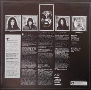 King Diamond: The Eye (LP) - Bild 4