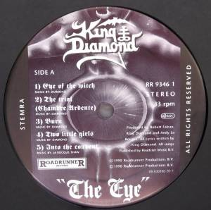 King Diamond: The Eye (LP) - Bild 5