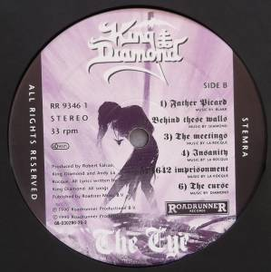 King Diamond: The Eye (LP) - Bild 6