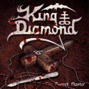 King Diamond: Puppet Master, The - Cover