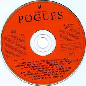 The Pogues: The Best Of The Pogues (CD) - Bild 3