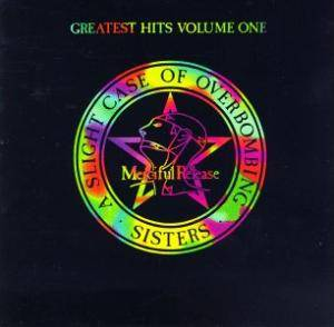 The Sisters Of Mercy: Slight Case Of Overbombing: Greatest Hits Volume One, A - Cover