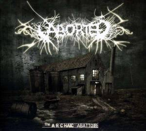 Aborted: Archaic Abattoir, The - Cover