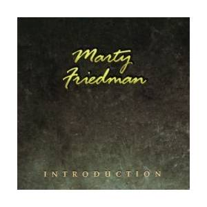 Cover - Marty Friedman: Introduction