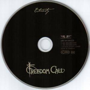 Freedom Call: Eternity (CD) - Bild 3