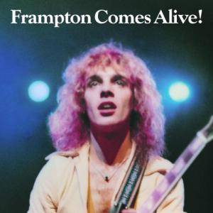 Peter Frampton: Frampton Comes Alive! - Cover
