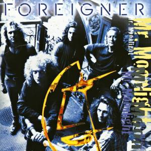 Cover - Foreigner: Mr. Moonlight