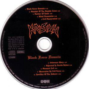 Krisiun: Black Force Domain (CD) - Bild 3
