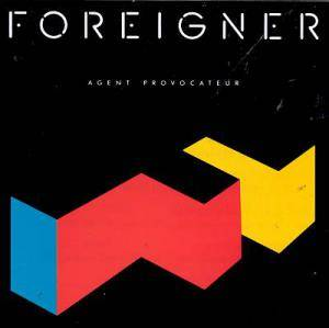 Foreigner: Agent Provocateur - Cover
