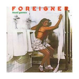 Foreigner: Head Games - Cover