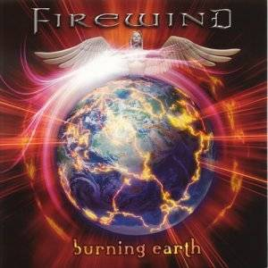 Firewind: Burning Earth - Cover