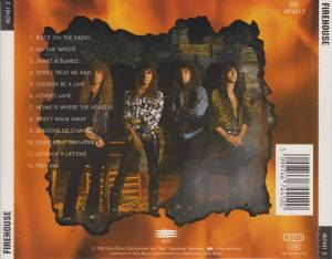 Firehouse: Firehouse (CD) - Bild 3