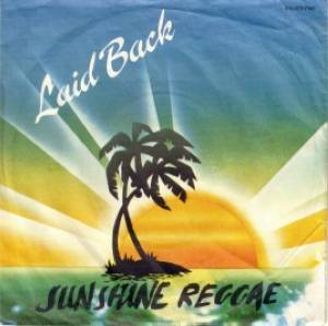 Laid Back: Sunshine Reggae - Cover
