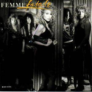 Femme Fatale: Femme Fatale - Cover