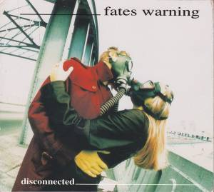 Fates Warning: Disconnected - Cover