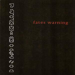 Fates Warning: Inside Out - Cover
