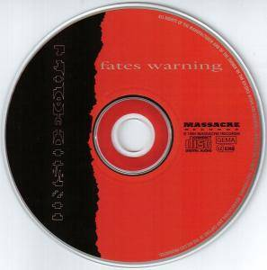 Fates Warning: Inside Out (CD) - Bild 3