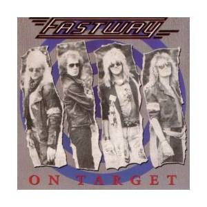 Fastway: On Target - Cover