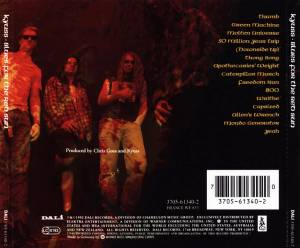 Kyuss: Blues For The Red Sun (CD) - Bild 2