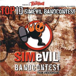 Rock Hard - Simevil.com Bandcontest Top 10 (CD) - Bild 1