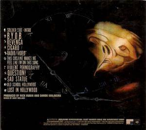 System Of A Down: Mezmerize (CD) - Bild 3