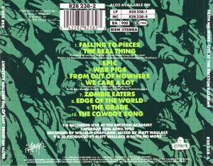 Faith No More: Live At The Brixton Academy (CD) - Bild 2