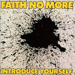 Cover - Faith No More: Introduce Yourself