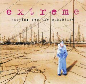 Cover - Extreme: Waiting For The Punchline