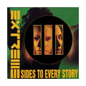 Cover - Extreme: III Sides To Every Story