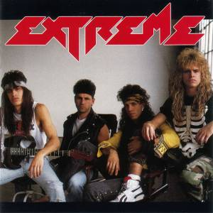 Cover - Extreme: Extreme