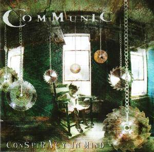 Communic: Conspiracy In Mind (CD) - Bild 3
