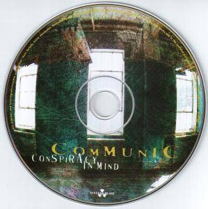 Communic: Conspiracy In Mind (CD) - Bild 5