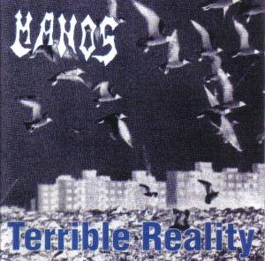 Cover - Manos: Terrible Reality