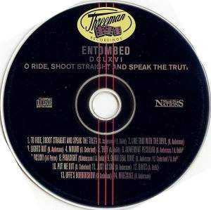 Entombed: To Ride, Shoot Straight And Speak The Truth! (CD) - Bild 3