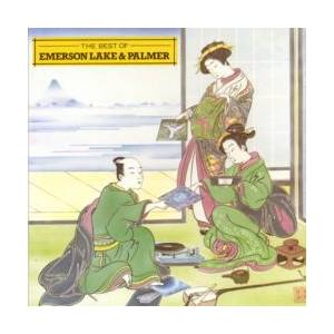 Emerson, Lake & Palmer: Best Of Emerson, Lake & Palmer, The - Cover