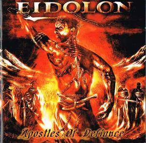 Eidolon: Apostles Of Defiance - Cover