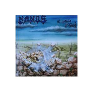 Manos: At Mania Of Death - Cover