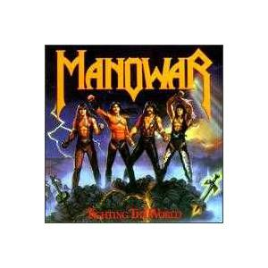 Manowar: Fighting The World (LP) - Bild 1