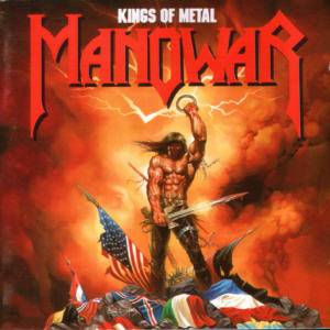 Manowar: Kings Of Metal (LP) - Bild 1