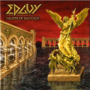 Edguy: Theater Of Salvation - Cover