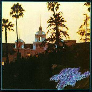 Cover - Eagles: Hotel California