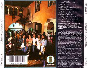 Eagles: Hotel California (CD) - Bild 2