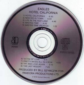 Eagles: Hotel California (CD) - Bild 3