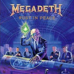 Megadeth: Rust In Peace - Cover