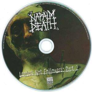 Napalm Death: Leaders Not Followers: Part 2 (CD) - Bild 5