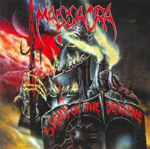 Massacra: Signs Of The Decline - Cover
