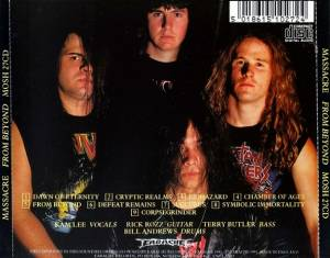 Massacre: From Beyond (CD) - Bild 2